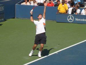 Hra tenis