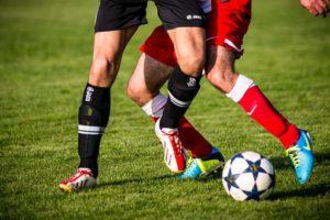 Kick-off a tiež polčas, obdobie