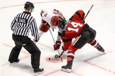 Ľadový hokej sú povolené zápasy
