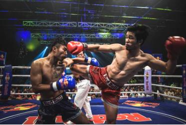 Muay thai alebo thajský box využíva viac častí tela, ale bitky neustále stoja