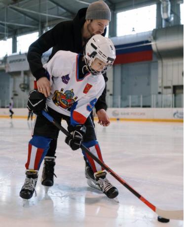 Prvé oddelenie hokejové tímy